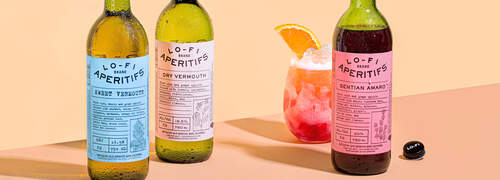 Lo-Fi Aperitifs Cocktail Recipes